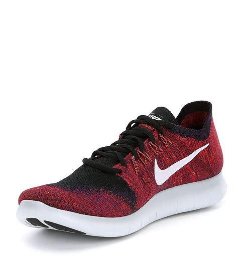 Nike Rubber Men ́s Free Run Flyknit 2 Running Shoes in ...