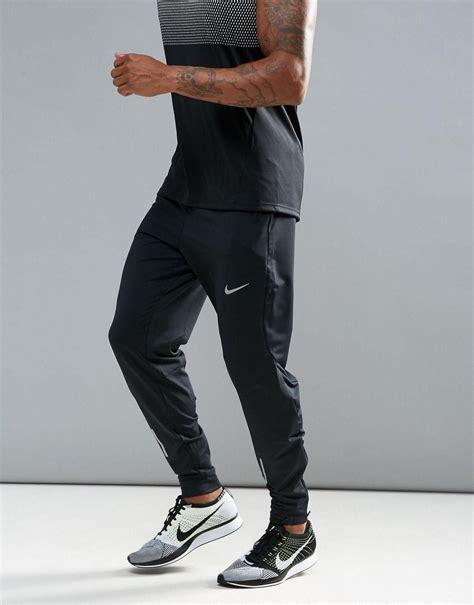 Nike Running Dri FIT Phantom Joggers In Black 857838 010 ...