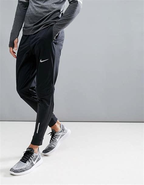 Nike Running Shield Phenom Joggers In Black 859234 010 | ASOS