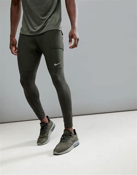 Nike Running utility joggers in khaki 943642 355 | ASOS