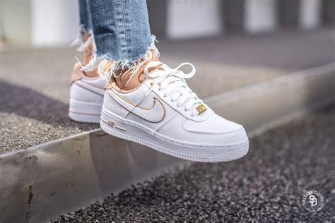 Nike Women s Air Force 1  07 LX White/Bio Beige   898889 102