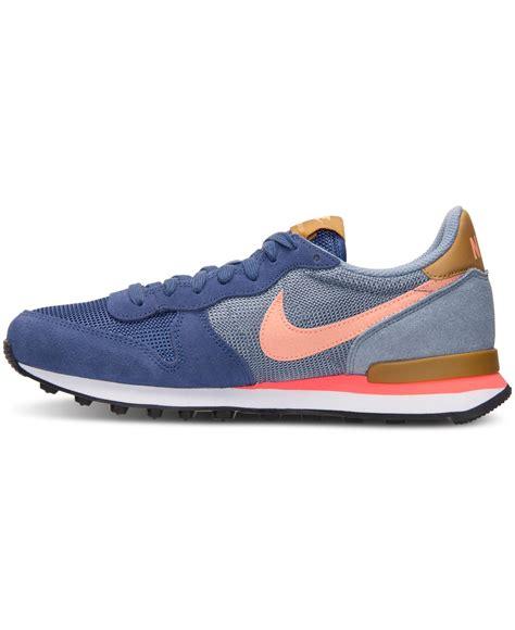 Nike Women s Internationalist Casual Sneakers From Finish ...