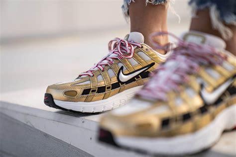 Nike Women s P 6000 Light Bone/Summit White Gold   BV1021 007