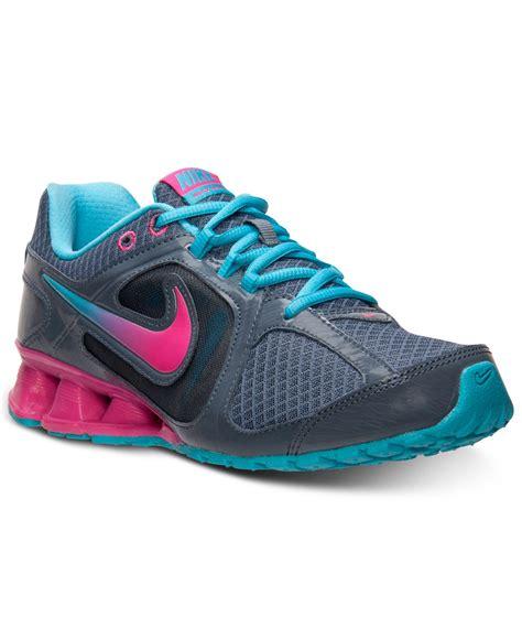 Nike Women S Reax Run 8 Casual Sneakers From Finish Line ...