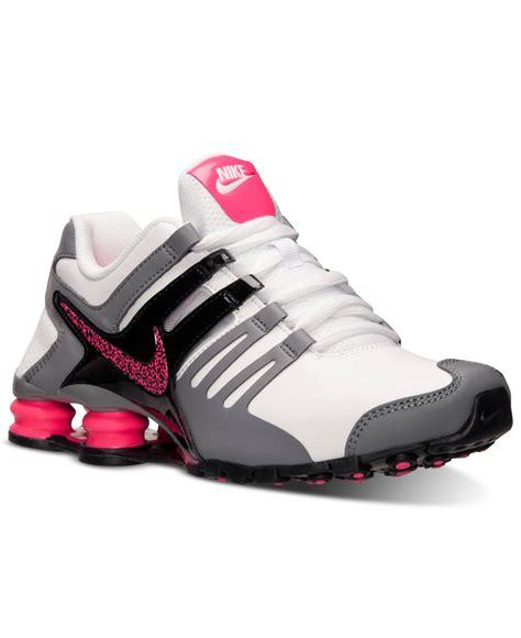 Nike Women s Shox Current Running Sneakers From Finish ...