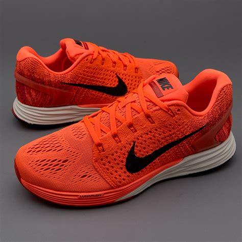 Nike Womens Lunarglide 7   Womens Shoes   Hyper Orange ...