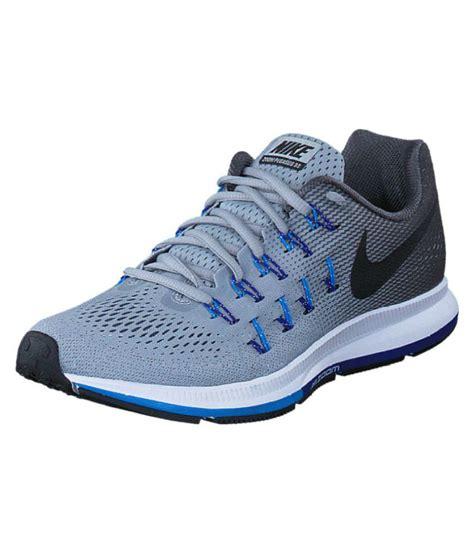 Nike Zoom 33 Grey Running Shoes   Buy Nike Zoom 33 Grey ...
