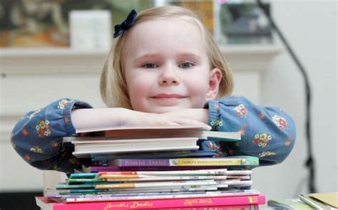 Niña de 4 años con mismo coeficiente intelectual de ...