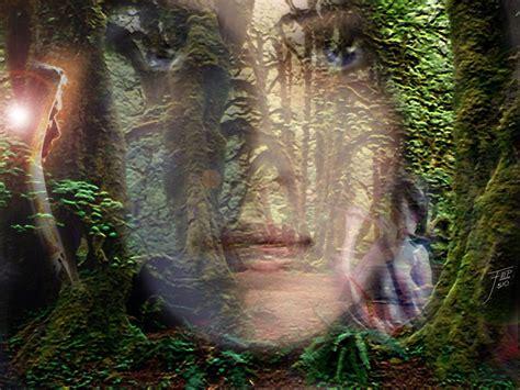 ninfa del bosque francisco martin   Artelista.com