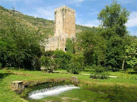 Ninfa nel Medioevo [Medioevo.Roma.it]