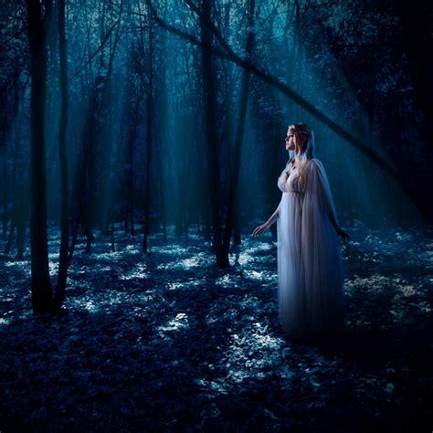 Ninfas de los Bosques, deidades que custodian la ...