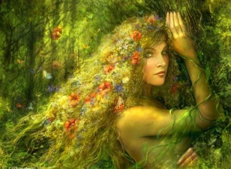 Ninfas del bosque  | En la imaginación de kara