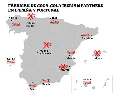 Ninguna de las plantas de Coca Cola operaba al 80% de su ...