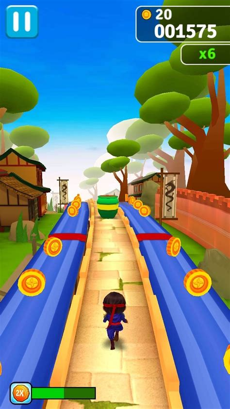 Ninja Kid Run   Free Fun Game – Games for Android 2018 ...