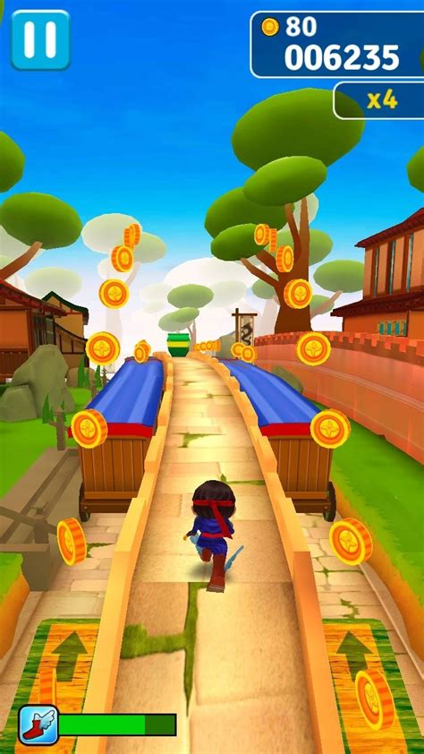 Ninja Kid Run   Free Fun Game – Games for Android – Free ...
