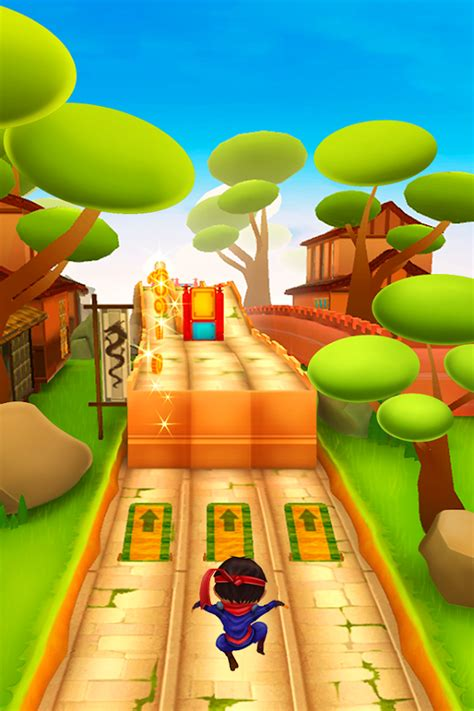 Ninja Kid Run Free   Fun Games   Android Apps on Google Play