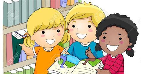 Niños Estudiando Caricatura Imágenes De Archivo, Vectores ...