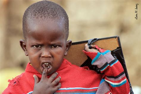 Niños masai en Kenia   Mis volteretas   Blog de viajes ...
