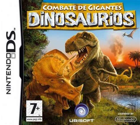 Nintendo DS Juegos: Battle of Giants: Dinosaurs