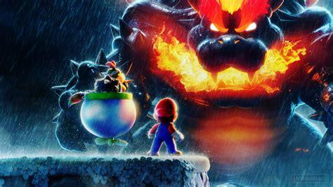 Nintendo presenta el mundo abierto de Super Mario: Bowser ...