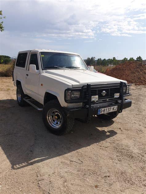 Nissan Patrol 1989 de segunda mano por 4.500 € en Corro d ...