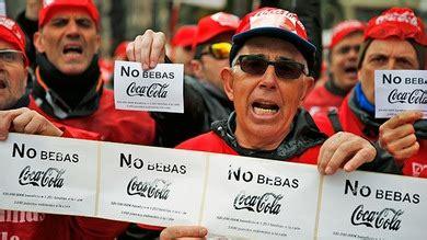 No bebas Coca Cola : ¿la multinacional quiere ocultar el ...
