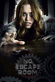 No Escape Room  TV Movie 2018    IMDb