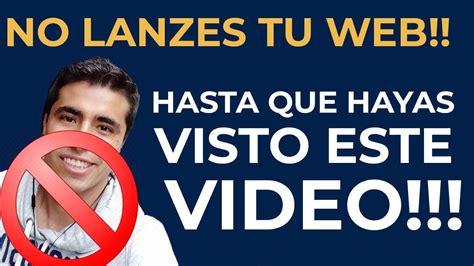 NO LANZES TU SITIO WEB EN WORDPRESS SIN HACER ESTO PRIMERO ...