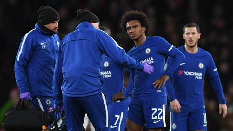 No luck but no excuses for Chelsea after limp League Cup ...