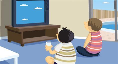 No más mitos: una buena forma de ver televisión en Chicos ...