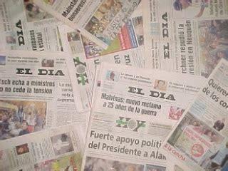 No Publicable: Diarios platenses en guerra