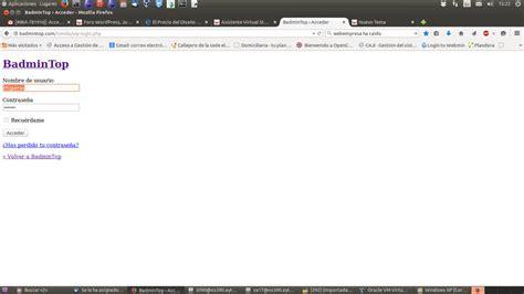 No puedo entrar a mi web – Preguntas sobre WordPress