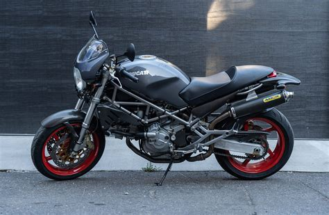 No Reserve: 2002 Ducati Monster S4 for sale on BaT ...