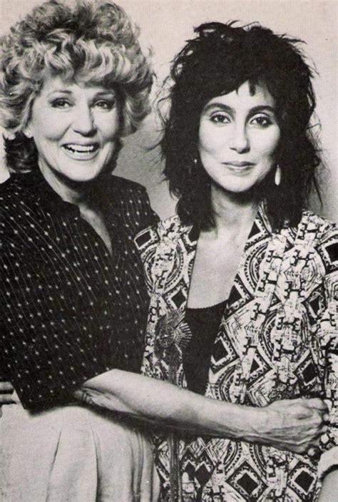 No solo Cher, toda su familia tiene la eterna juventud ...