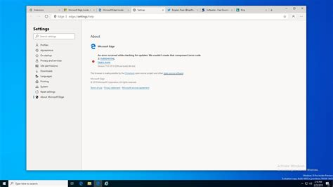 No Surprise: Chromium Based Microsoft Edge Running ...