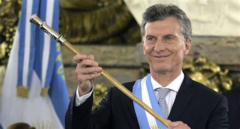 No U Turn: New Argentine President Vows to Bolster Ties ...
