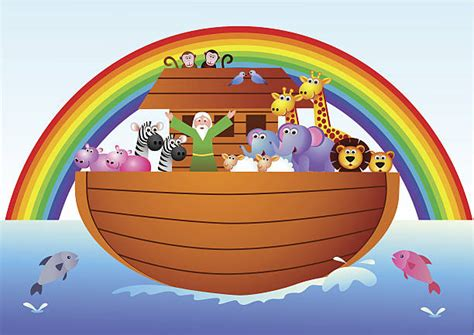 Noah Ark Illustrations, Royalty Free Vector Graphics ...