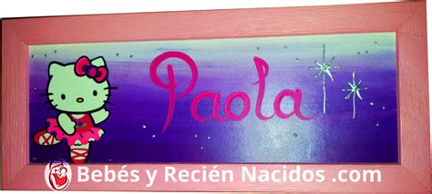Nombres originales para niñas: El nombre Paola | Bebés y ...