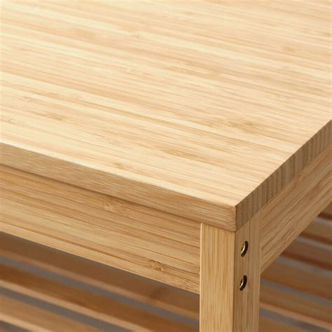 NORDKISA Banco   bambú   IKEA