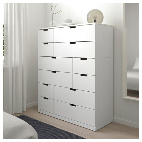 NORDLI   chest of 12 drawers, white | IKEA Hong Kong