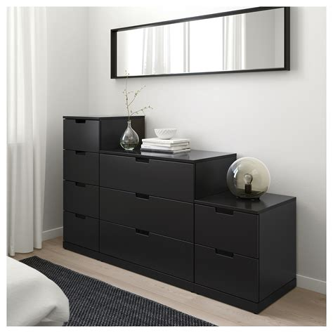 NORDLI   chest of 9 drawers, anthracite | IKEA Hong Kong