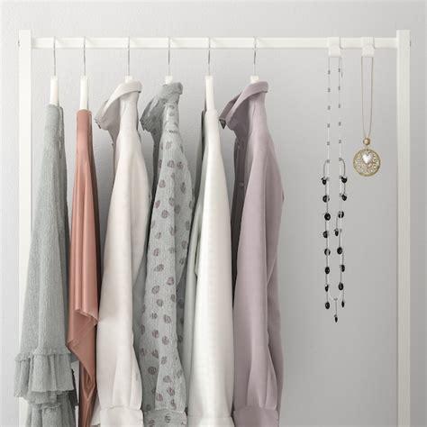 NORDLI Extensión de barra de ropa, blanco, 80x115 cm   IKEA