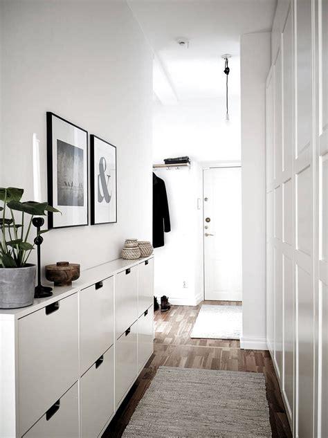 nordli ikea hall i 2020 | Hall inspiration lägenhet ...