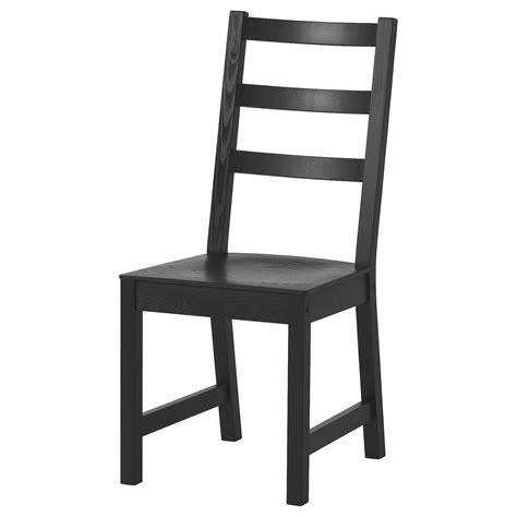NORDVIKEN Chair   black   IKEA