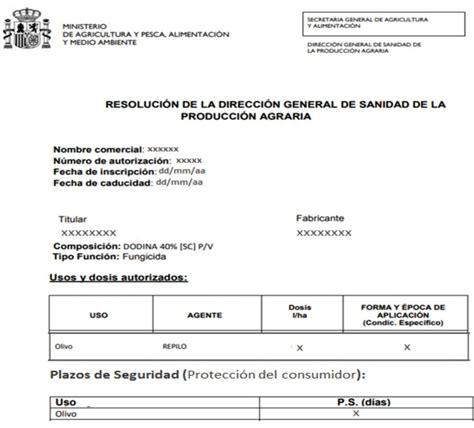 NORMATIVA – Asaja Cádiz