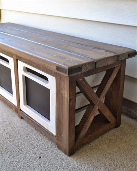 Norraker Bench Stools And Benches Ikea Wooden Modern ...