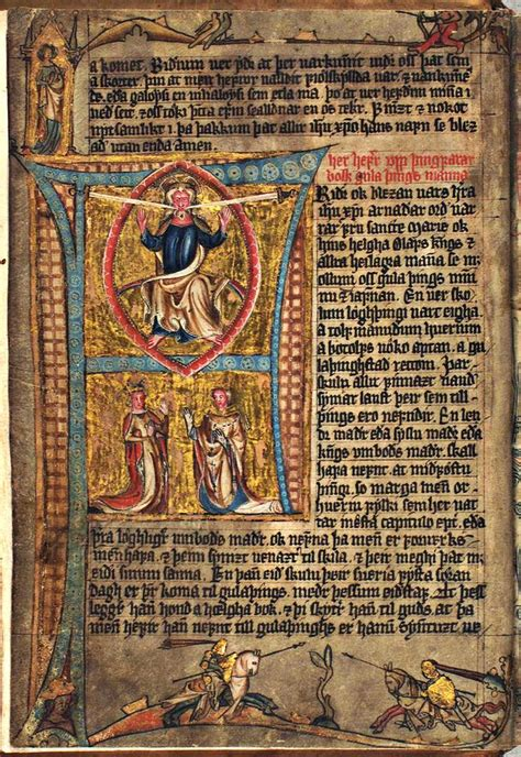 Norske love: 14. 16. årh.   2 verso   Arte medieval ...