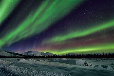Northern Lights Wallpaper 4K   WallpaperSafari in 2019 ...