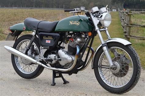Norton Commando  1967 1977 : el mito inglés – Gente de Moto