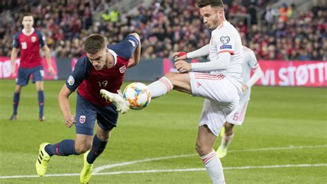 Noruega   España: resultado, resumen y goles del partido ...